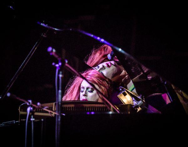 Kimberly Clark. Photo by Bryony Jackson.