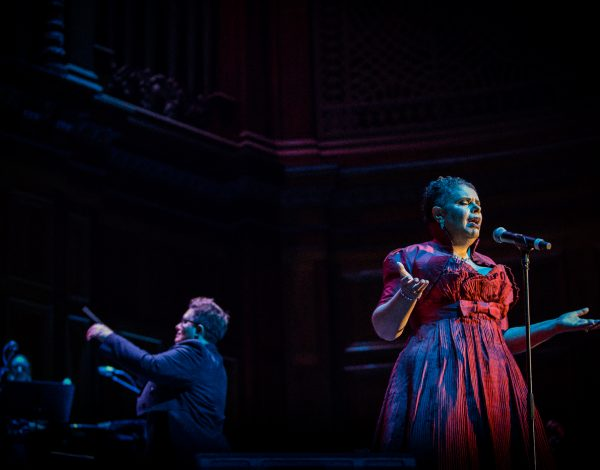 Deborah Cheetman. Photo by Bryony Jackson.