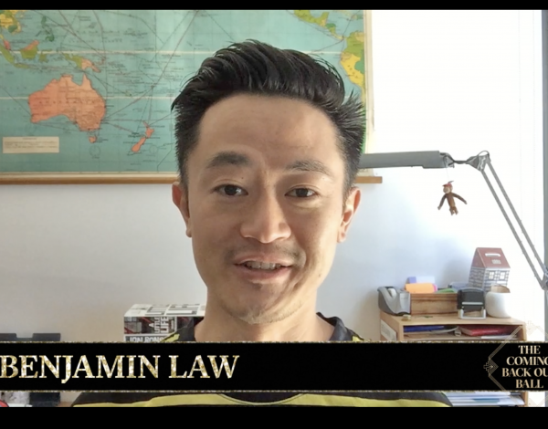 Benjamin Law